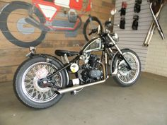 Cleveland Cyclewerks Heist 250 Bobber; A tidy factory made custom from http://www.clevelandcyclewerks.com/
