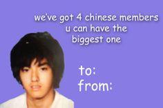 LOOL #exo #valentine'sdaycard