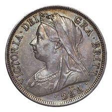 Great Britain Victoria Silver Coin 1901 Half-Crown