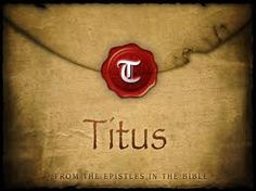 The Inspiring words that were written to Titus!