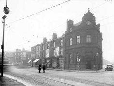 a photographic archive of Leeds - Display Leeds City, Old Pictures, Yorkshire, Louvre, Street View, England, Display, Architecture, Building