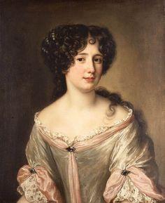 Maria Mancini, by Jacob Ferdinand Voet 1660