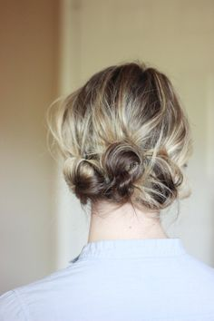 Second Day Hairstyles For Dirty Hair - Style Me Pretty Living