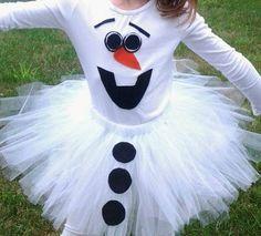 olaf costume (no source) Frozen Halloween Costumes, Frozen Costume, Disney Costumes, Christmas Costumes, Girl Costumes, Diy Olaf Costume, Holidays Halloween, Halloween Fun, Olaf Birthday