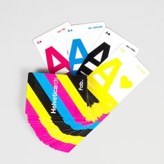 Helveticards Exclusive CMYK