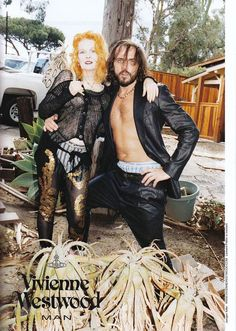 Vivienne Westwood. Vivienne Westwood Man S/S 09. client: Vivienne Westwood