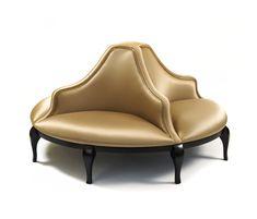 Madeleine | Round Sofa von MUNNA | Sitzinseln