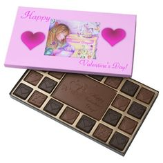 Carousel Dreams Valentine Box of Chocolates by #MoonDreamsMusic #BoxOfChocolates #BelgiumChocolates #PinkHearts #CarouselDreams