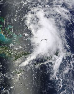 So cool-Satellites Capture the Birth and Movement of Tropical Storm Cristobal