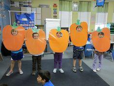 5 little pumpkins | www.littlemindsbigideas.blogspot.com: Five Little Pumpkins