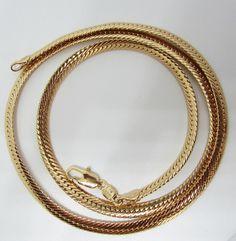 a9df3e7b4ad3 Цепочка плетение Париджина H-5 мм длина 60 см позолота 18К Подробнее: https: