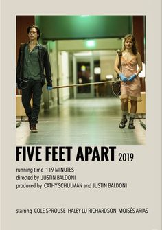 five feet apart by millie