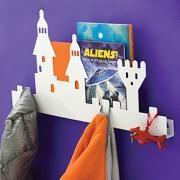 colgador-estantería castle