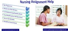 Nursing Assignment Help in UK for University Students