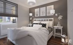 Wohnung Small guest bedroom decor ideas - pin für alles The Importance Of Themes In Living Room Deco Guest Room Decor, Room Wall Decor, Bedroom Decor, Bedroom Ideas, Girls Bedroom, Master Bedroom, Ikea Bedroom, Cosy Bedroom, Couple Bedroom