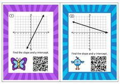 Teaching High School Math: Using QR Codes in the High School Math Classroom