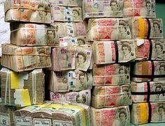 The £100m #Reggae Robbery