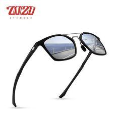 26c9b54c57d Brand New Unisex Aluminum Polarized Sunglasses Men Design Travel Driving HD Sun  Glasses Classic Male Eyewear Gafas