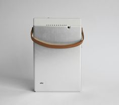 Love Dieter Rams Design's for Braun – absolutely fantastic – Only/Once – www.onlyonceshop.com