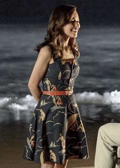 This was my favourite outfit from the movie. I would like to find or make a dress in an odd print.