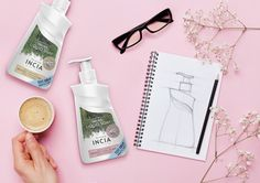 Incia Liquid Soap on Packaging of the World - Creative Package Design Gallery