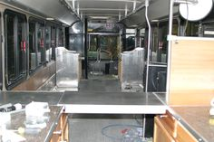 Kansas City Area Transportation Authority helped Truman Medical Center convert a bus into a mobile market.