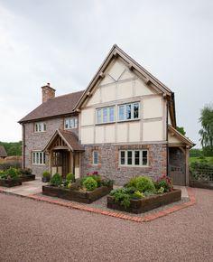 Border Oak - Oak framed farmhouse