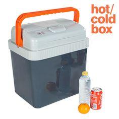 Se sei sempre in giro, il frigo elettrico portatile da 24 L è il frigorifero dei tuoi sogni. Progettato per coloro che viaggiano liberamente in qualsiasi stagi