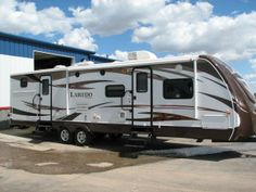 2013 #KEYSTONE LAREDO 303TG Located on I-90 in Summerset, South #Dakota, in between #RapidCity and #Sturgis. #Campers & #RV