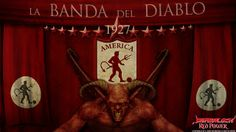 Diabolica Red Power: La Banda del Diablo
