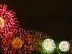 Impressões de Viagens: Como fotografar fogos de artificio no Reveillon