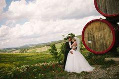 Villa Il Leccio Tuscany, Italy - Wedding by Julian Kanz Photography