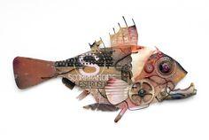 pesci – ArtPesceFresco – Stefano Pilato