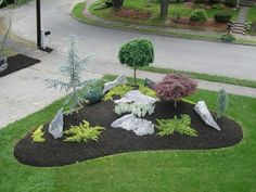 105 best images about Berm Landscaping on Pinterest | Gardens ...