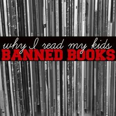 Learn how parents can use banned books to teach their children important lessons. Scholastic.com  #bannedbooks #bannedbooksweek #freedomtoread