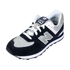 Boys  574 Suede Running Sneakers (PreSchool) 70a2cd0ea40