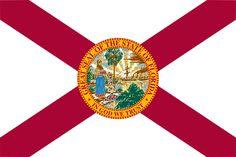 Bandeira de Flórida / Florida