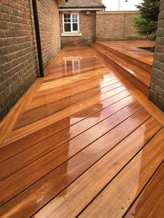 At London Decking Company we create beautiful timber and composite decking areas throughout the London,UK, using the best materials and experienced staff. Hardwood Decking, Decking Area, Composite Decking, Timber Posts, Balau Decking, Fascia Board