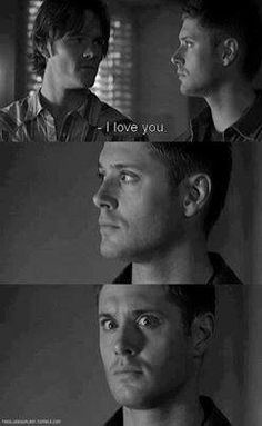 Supernatural.. I am Dean Winchester