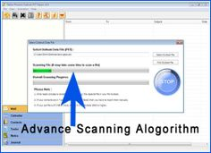 Go with the PST Repair Tool Download, follow the instructions mentioned in website and get your file repaired easily.