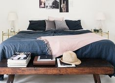 Color crush: donkerblauw in je interieur