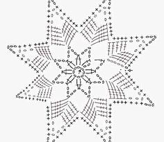 Lady with crochet: Wzory Crochet Edging Patterns, Christmas Crochet Patterns, Holiday Crochet, Macrame Patterns, Baby Knitting Patterns, Crochet Motif, Crochet Doilies, Crochet Lace, Crochet Angels