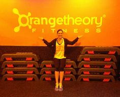 Orangetheory Fitness Coach Ashley - http://aladygoeswest.com/2015/04/27/exciting-news-the-weekend-and-my-workouts/