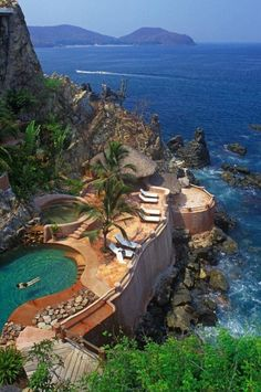Zihuatanejo, Mexico - pure luxury!