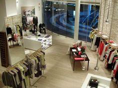 Rene Lezard retail Retail Store Design, Design Trends, Desk, Inspiration, Furniture, Shopping, Home Decor, Living Room, Biblical Inspiration