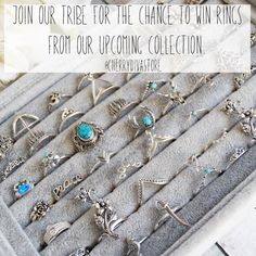 Re-pin to win - enter our Wild & Free giveaway! Coconut Cakes, Love Ring, Marcasite, Giveaways, My Girl, Competition, Diva, Cherry, Goodies