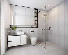 30 of the Best Modern Bathroom Interior Design Ideas. Amazing bathroom designing ideas and decorating ideas. Rustic Bathroom Designs, Modern Bathroom Design, Bathroom Interior Design, Modern Toilet Design, Small Toilet Design, Modern Bathrooms, Modern Interior, Bad Inspiration, Bathroom Inspiration