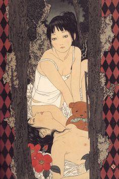 Gothic Masterpieces by Takato Yamamoto 4