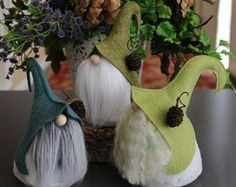 Nordic Elfin Gnome, Christmas Gift, Nordic Gnomes, Friend Gifts, Gnome Gifts, Elf, Fairies, Gifts for Her, Gnome Lover Gifts, Scandinavian