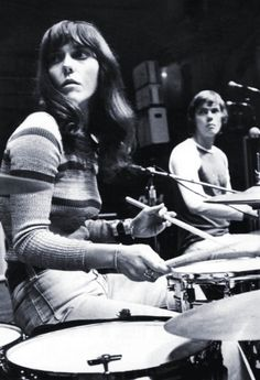 This photo would have made a great album cover for The Carpenters.